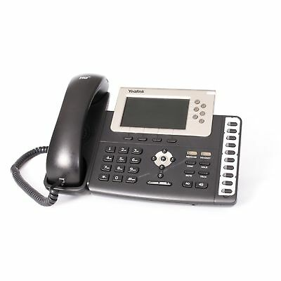 YEALINK T27P VOIP phones - POE - 3CX/Asterisk - Inc VAT and