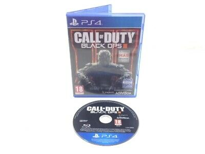 Juego Ps4 Call Of Duty Black Ops Iii Ps4 4640638