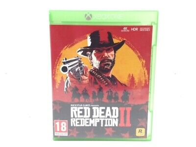 Juego Xbox One Red Dead Redemption 2 Xboxone 4640645