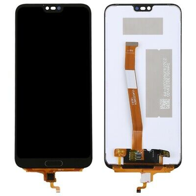 For Huawei Honor 10 COL-L29 LCD DIsplay Touch Screen Digitizer Assembly Black