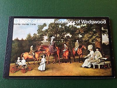 2 Stamp Books Mint 1980 Story Of Wedgwood & Nzm Howick Book