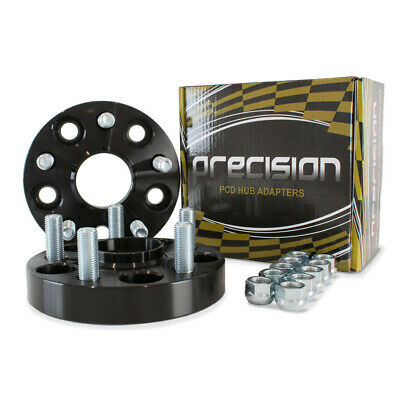 5X112 66.6MMCB  25MM Wheel Spacers Pair SEE LISTING FOR FITMENT A,B,C CLASS MERC