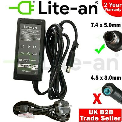 For HP ProBook 430 440 450 455 645 650 655 G2 AC Adapter Charger Power Supply