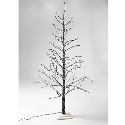 Alison Cork 180cm Indoor branch Tree With 270 LED Lights  NEW QVC Natural