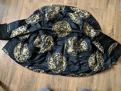 Authentic /antique Chinese  silk smoking jacket
