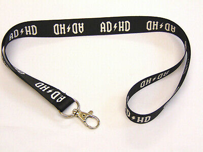 dogging printed neck strap lanyard for ID keys etc made in UK ADULT//FUNNY