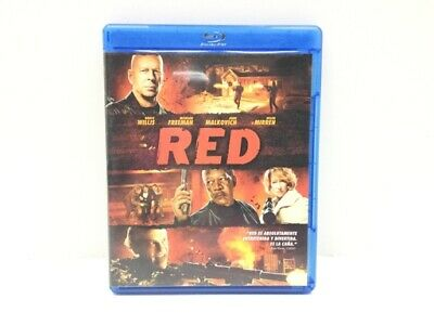 Pelicula Bluray Red 4641314
