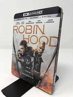 Robin Hood (4K Ultra HD + Blu-ray + Digital)