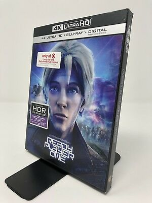 Ready Player One Target Exclusive (4K Ultra HD + Blu-ray + Digital)