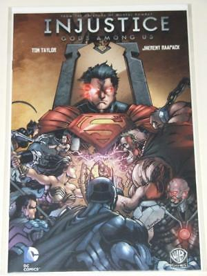 Injustice Gods Among Us (2012 DC) # 1E