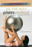 On the Ball - Pilates Workout for Beginners with Lizbeth Garcia (DVD, 2003)