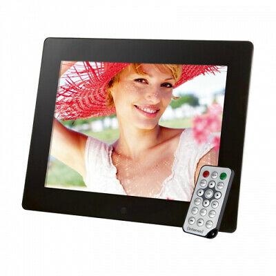 "Intenso 3925800 9.7"" Media Gallery digital photo frame 24.6 cm (9.7"") Black MP3"