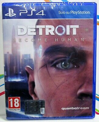 Detroit Become Human - PS4 - NUOVO