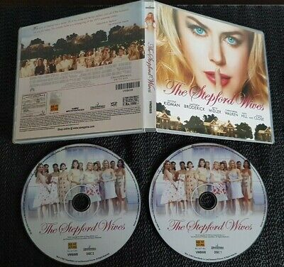 THE STEPFORD WIVES - FILM MOVIE VIDEO CD CDi CD-i VCD - FAST POST