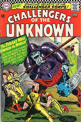 Challengers of the Unknown #49 FN+