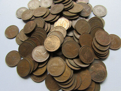 1971 to 82 UK  Half penny coins - Select Date from list- Same shipping any amout