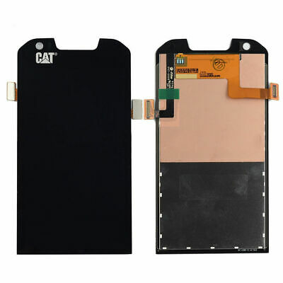 LCD Display Touch Screen Digitizer Full Assembly  for Caterpillar Cat S60 Black
