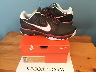 finest selection 9054f ae95f Nike Lunar Vapor 8 Tour 2011 US Open Zoom Roger Federer RF 10.5 12