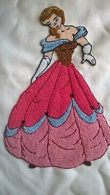 Tapestry. Disney. Sleeping Beauty. Newly Completed.
