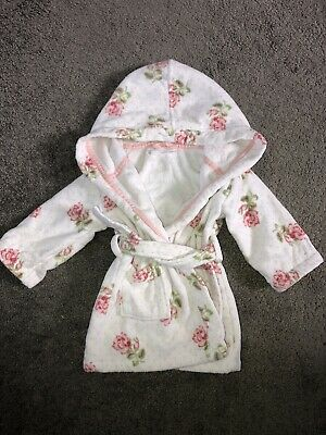 Little White Company Dressing Gown Age 1-1 1/2