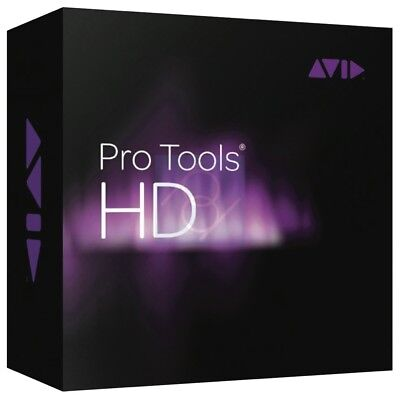 Avid Pro Tools Ultimate Perpetual License (formerly know as Pro Tools 12 HD)