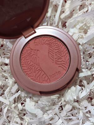 TARTE Amazonian Clay 12-Hour Blush FIRST CLASS .05oz Dlx Travel Sz - FREE SHIP!