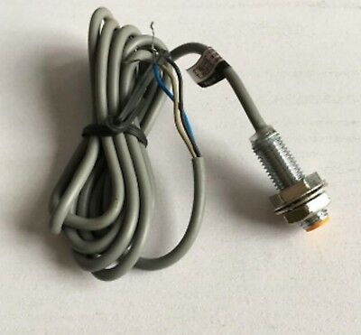 M8 PNP NC Hall Proximity Sensor Switch 6-36 Vdc NJK-5001B 8mm Barrel DC3-36