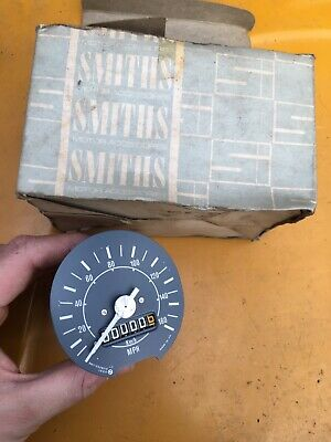 Early Morris Marina Speedometer Speedo Head Unit Nos Smiths Item