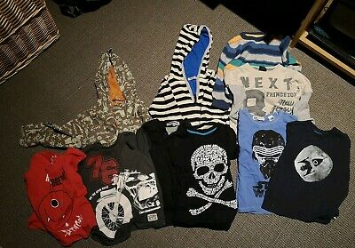 boys clothes 2-3 years bundle next, h&m and M&S.