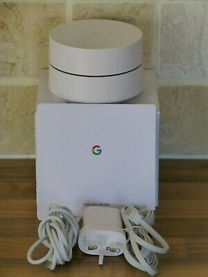 Google Wi-Fi Home Router System - NLS-1304-25 Single Pack