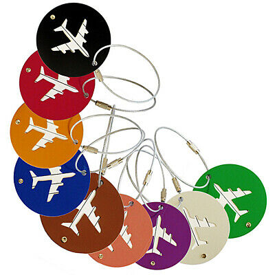 Travel Luggage Tag Labels For Baggage And Handbags Secure Suitcase Tags Hot