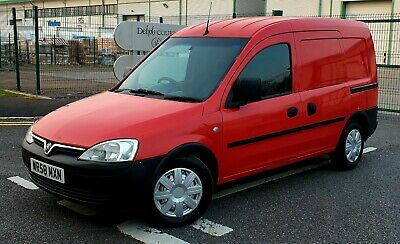NOW SOLD 2008|58 Vauxhall Combo 1.3 CDTi 1700 *12 MONTHS MOT* CHEAP DIESEL VAN*