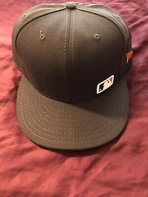 cheap for discount 5c2ba 23b68 NEW ERA San Diego Padres Fitted Hat Size 7 7 8 Authentic 59FIFTY Cap