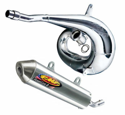 025156 FMF EXHAUST GNARLY PIPE BETA