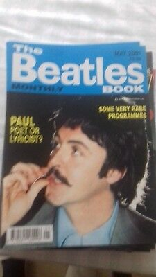 Beatles Books NEW May 2001 Issue 301 48 pages Paul McCartney the John Lennon