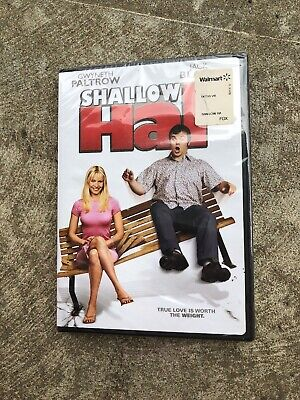 Shallow Hal With Gwyneth Paltrow And Jack Black Used Movie Dvd