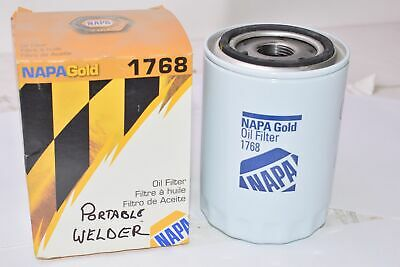 NEW NAPA Gold 1768 Spin-on Cellulose Oil Filter