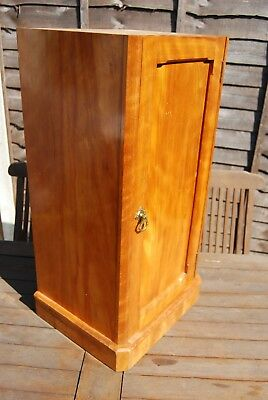 Antique Bedside cabinet - Wood