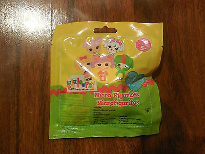 Lalaloopsy Micro Figures Figurines Collectable Rare Dolls Lovely Condition
