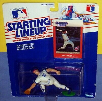 8) 1988-93 KENNER Assorted Starting Lineup Figures Bo