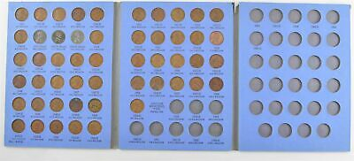 Complete 1941-58 Lincoln Wheat Cent Set - Includes 1943 Steel Cents! *778