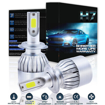 TURBO SII H7 LED Headlight Conversion Kit for Mercedes-Benz