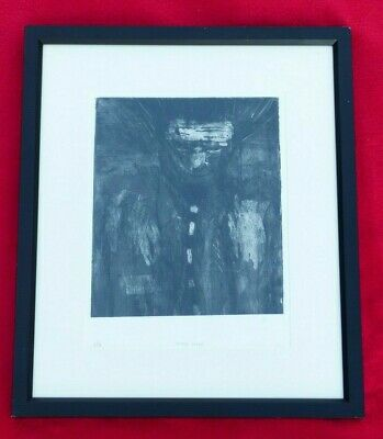 Rare Wayne Static Limited Edition Etching / Lithograph Pencil Signed Titled 5/8