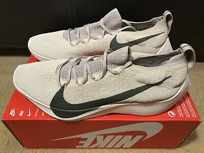 704d13d0a08c Nike Vapor Street Flyknit Running Men s sz 11 River Rock Light Cream AQ1763  200