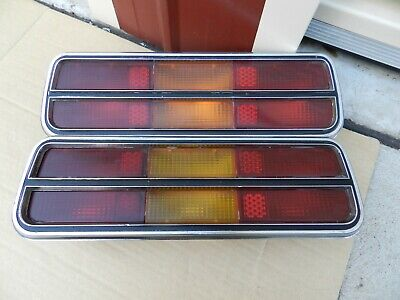 Ford Xb Coupe Hella Tail Lights/suits Gt Gs Falcon Fairmont Excellent Buckets