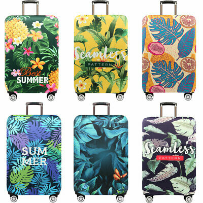 """Protective Travel Luggage Suitcase Dustproof Cover Protector 18-32"""" Anti Scratch"""