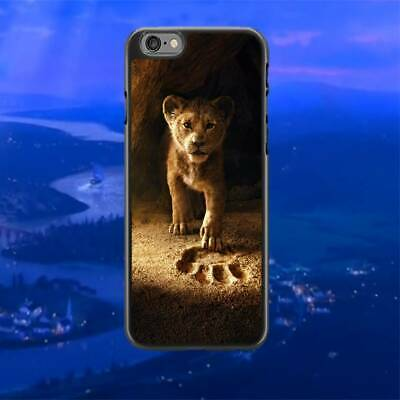 2019 The Lion King Movie PHONE CASE FOR IPHONE 4S 5 5S SE 5C 6 6S 7 8