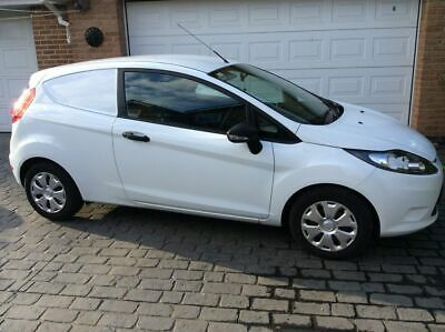 Ford Fiesta Van (2012) 1.6 Econetic Sport 60+ mpg Very Clean Includes VAT