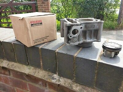 YAMAHA YZF R125 2008-2013 ORIGINAL 125cc CYLINDER BARREL & PISTON