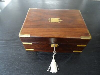 Antique Trinket Box (333)